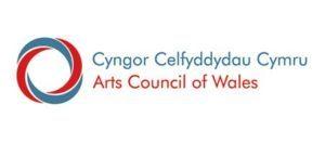 Logo Cyngor Celfyddydau Cymru