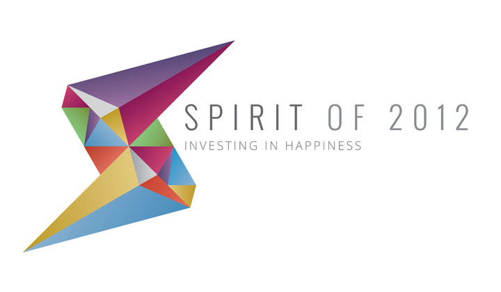 Spirit of 2012 - Logo